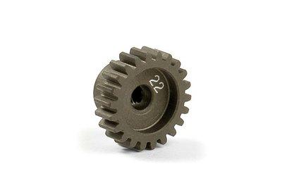 XRAY Narrow Pinion Gear Alu Hard Coated 22T : 48 - 305922