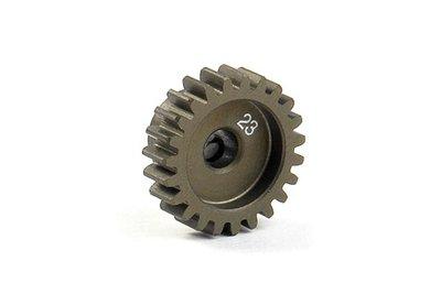 XRAY Narrow Pinion Gear Alu Hard Coated 23T : 48 - 305923