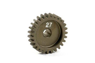 XRAY Narrow Pinion Gear Alu Hard Coated 27T : 48 - 305927