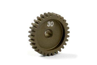 XRAY Narrow Pinion Gear Alu Hard Coated 30T : 48 - 305930
