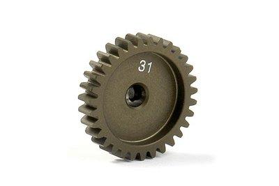 XRAY Narrow Pinion Gear Alu Hard Coated 31T : 48 - 305931