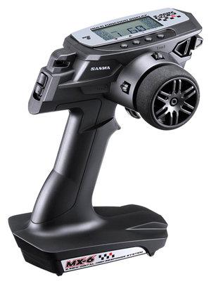 SANWA MX-6 Radio Set with RX-391W - 101A32571A