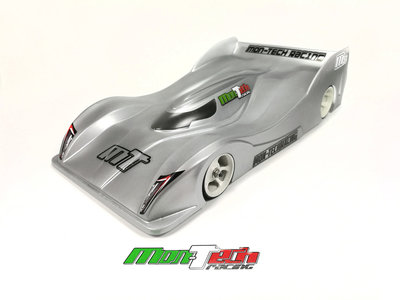 Mon-Tech M16 Pan Car 1/12th Body - 016-014