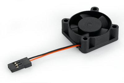 Hobbywing Fan, 30x30x10, 10000rpm@5V, waterproof, fits EZRUN MAX8, EZRUN-WP-SC8, - 86080080