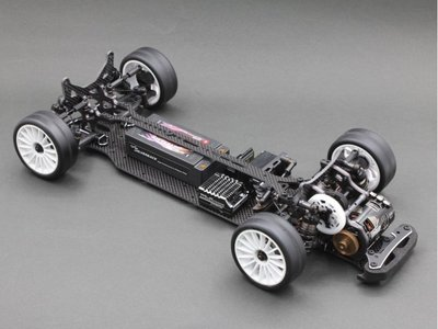 Destiny RX-10FF 1/10 Scale Front Wheel Drive Competition Touring Car Kit - DRX-00004
