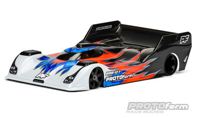PROTOFORM BMR-12.1 Light Weight Clear Body for 1:12 On-Road Car - 1616-20