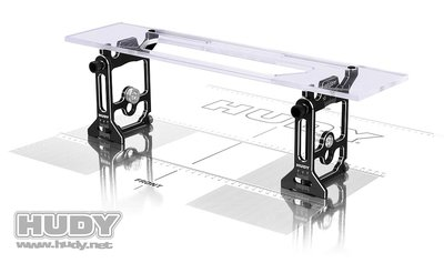 HUDY Universal Exclusive Set-Up System For 1/10 & 1/12 Pan Cars - 109405