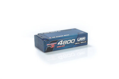 LRP HV Stock Spec Shorty GRAPHENE-3 4800mAh Hardcase Akku - 7.6V LiPo - 130C/65C - 430284
