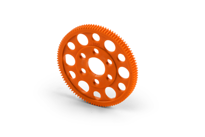 XRAY ORANGE Offset Spur Gear 100T : 64 - 305870-O