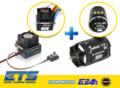 Hobbywing XeRun XR10 Justock ESC (ETS) + XeRun Justock 3650SD G2.1 17.5T Sensored - HW-Combo-17.5T