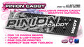 Hudy Graphite Pinion Caddy - 107150